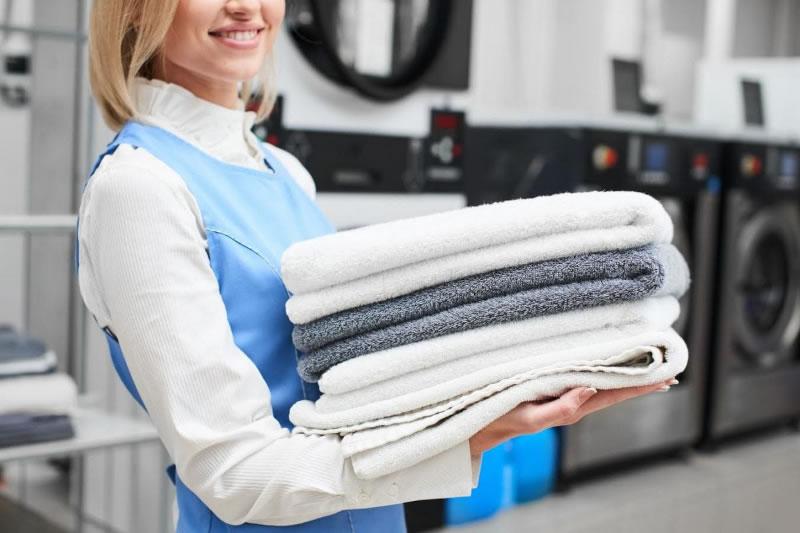 Giặt là quần áo khách sạn
